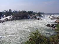 Ban Donsadam, Khong Phapheng Mekong Wasserfälle
