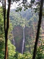 Ban Phakkout, Tad Fane Wasserfälle