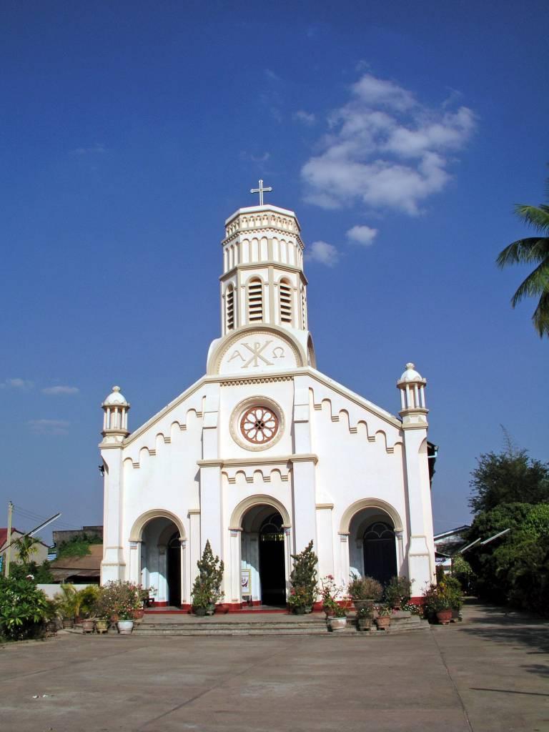 Savannakhet, St. Teresia Kirche