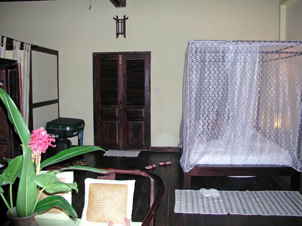 Ban Xianglôm, Zen Namkhan Boutique Resort, Zimmer