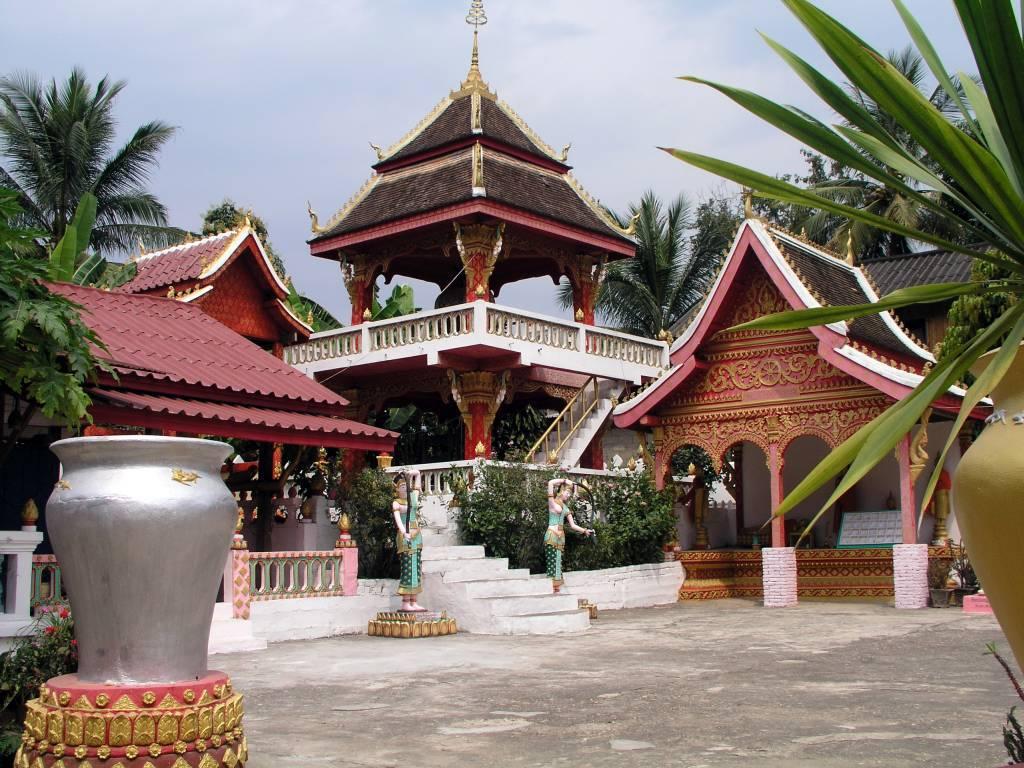 Ban Xanghai, Sang Hai Tempel