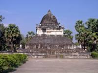 Luang Prabang, Wat Wisunalat Tempel