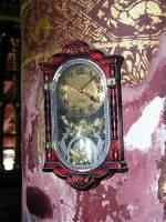 Luang Prabang, alte Uhr im Wat Mai Kloster