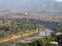Luang Prabang, Mount Phousi, Aussicht