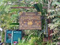 Luang Prabang - Ban Phoudokmai (Altstadt), Restaurant und Kochschule