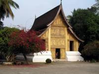 Luang Prabang - Ban Phoudokmai (Altstadt), Wat Xieng Thong