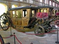 Im Kutschenmuseum von Belém