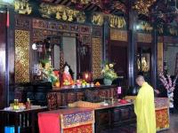 Im Cheng Hoon Teng Tempel von Malakka / Melaka