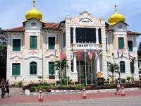 Die Independence Memorial Hall von Malakka / Melaka
