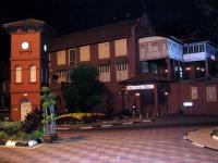 """Das """"Stadthuys"""" von Malakka / Melaka"""