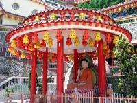Im Tempel Kek Lok Si auf Penang / Pinang