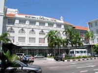 Das Eastern & Oriental Hotel in Georgetown