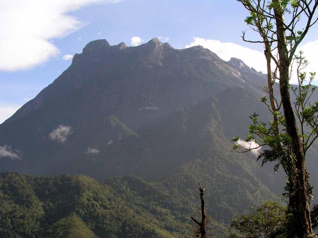 Mount Kinabalu, der höchste Berg Südostasiens