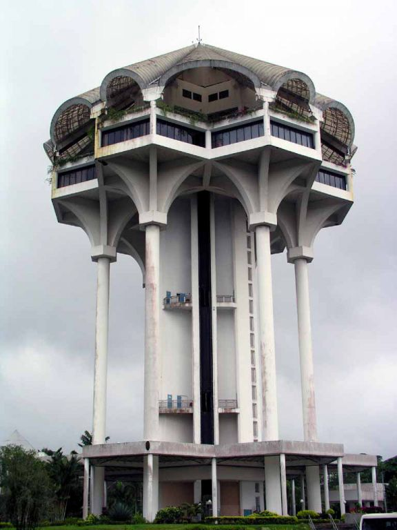 Turm in Kuching