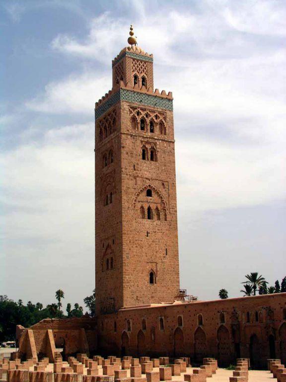 Marrakesch, Koutouiba Moschee