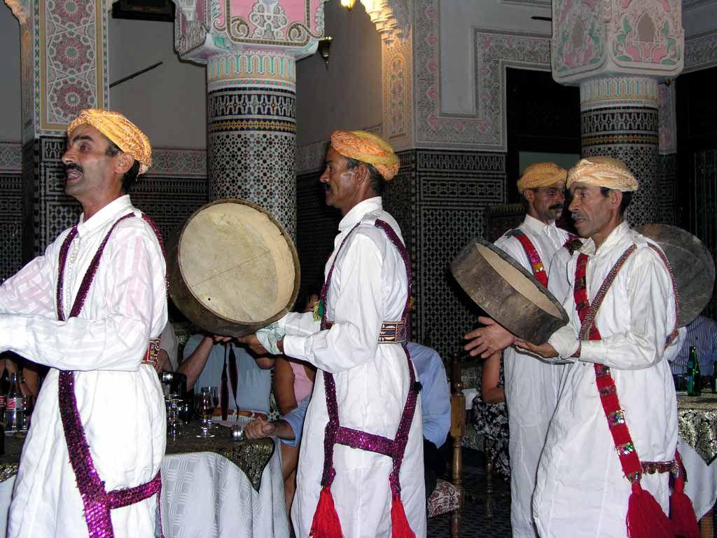 Marokkanischer Abend in Fes