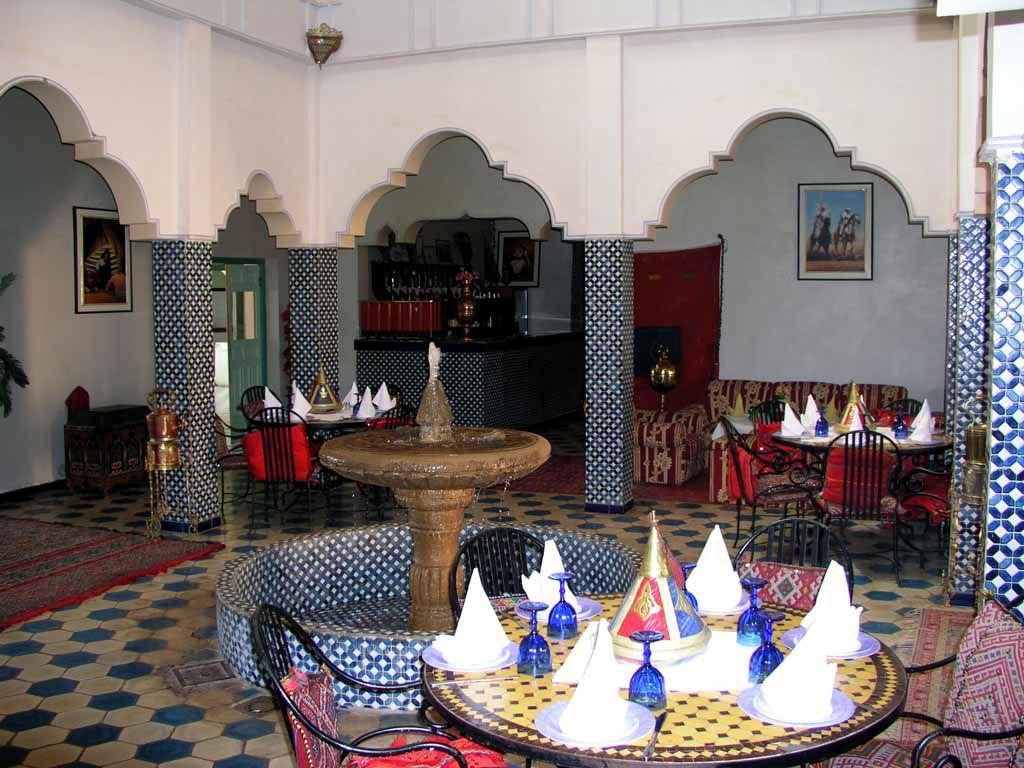 In der Kasbah Asmaa bei Zebzate