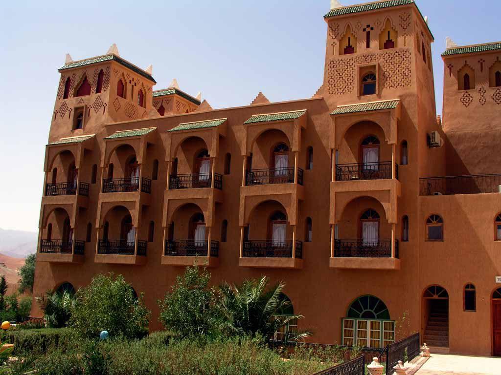 Die Kasbah Asmaa bei Zebzate