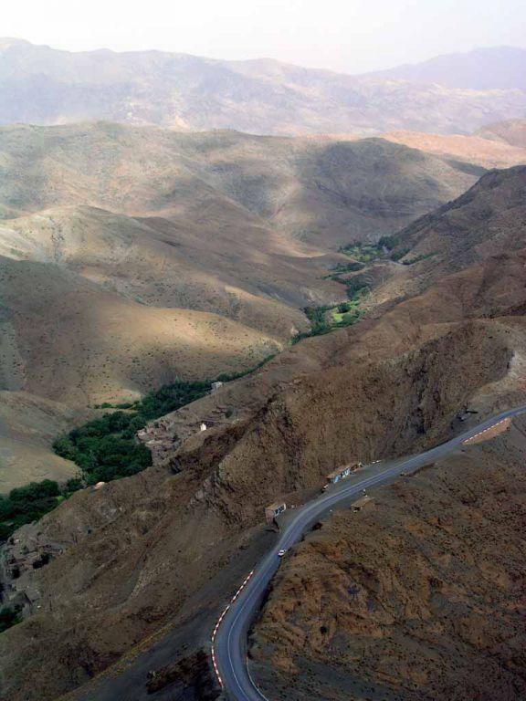 Landschaft nahe Taddert