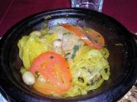 Tajine, ein typisch marokkanisches Essen