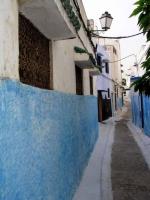In der Altstadt von Rabat