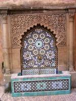 Brunnen in der Kasbah des Oudia, Rabat