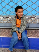 Junge in Tiznit
