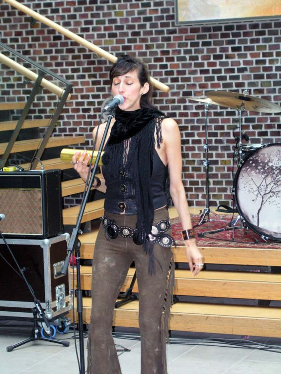Patricia Vonne am 19.07.2015