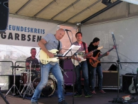 Zed Mitchell Band am 02.08.2015