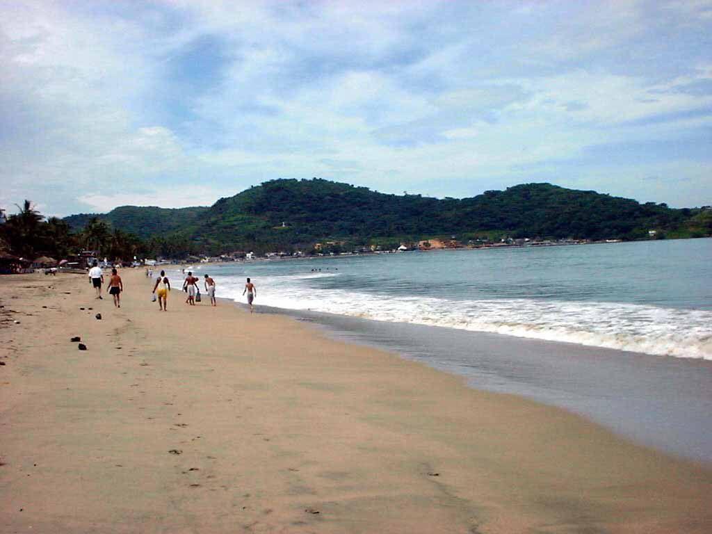 Strand von Guayabitos