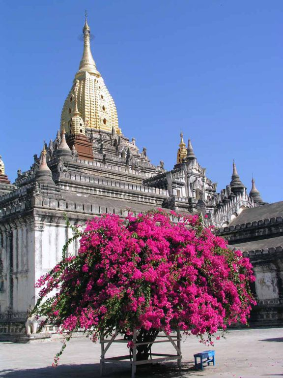 Bagan, Ananda Tempel