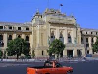 Yangon, Rathaus