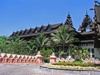 Yangon, Kandawgyi Palace Hotel