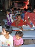 Inwa, Schule im Bagaya Kloster
