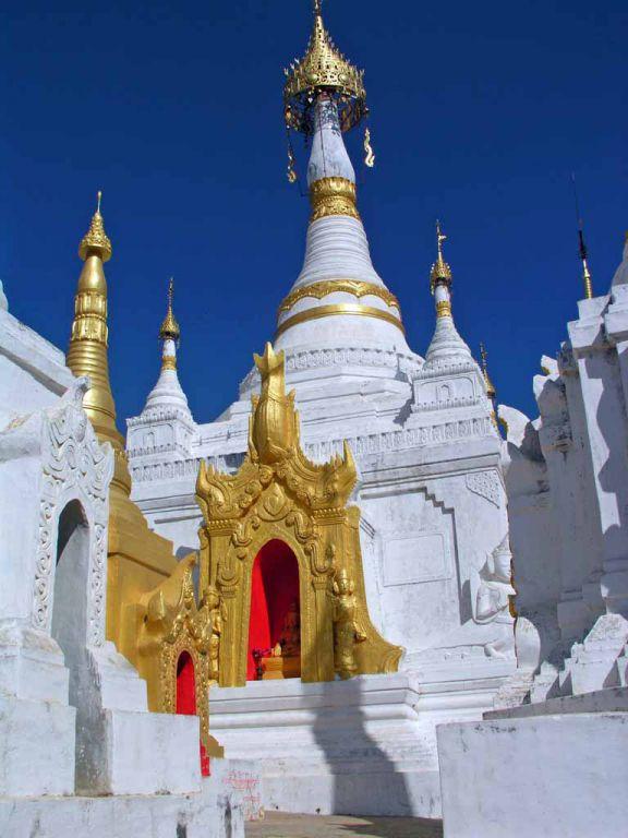 Die Tempelanlage von Taung To