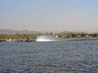 Boot auf dem Inle See
