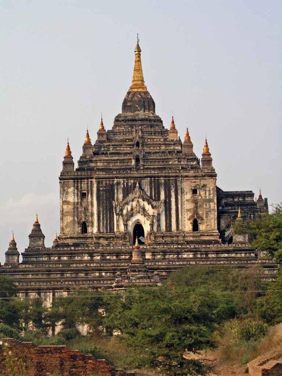 Bagan, der That-byin-nyu-Tempel