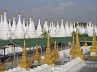 Mandalay, Sandamani Pagode