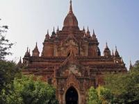 Bagan, der Hti-lo-min-lo Tempel