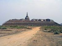 Mrauk U, der Koe-Thaung Tempel