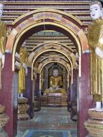 Monywa, Thanboddhay-Pagode