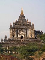 Bagan, der That-byin-nyu-Tempel