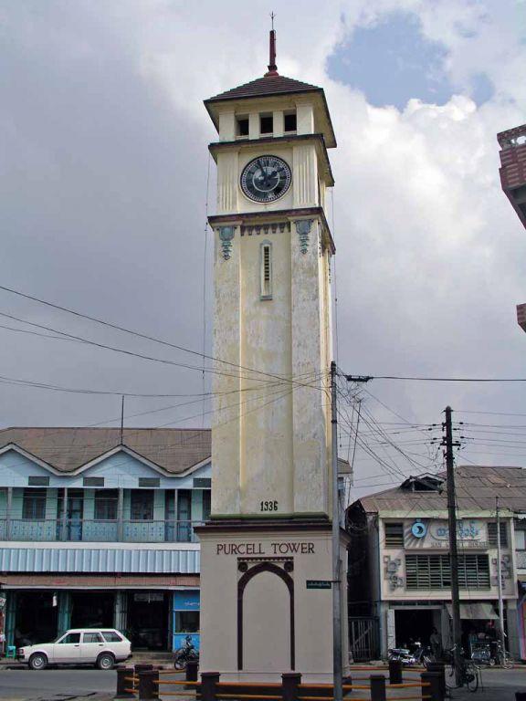 Pyin U Lwin, Purcell-Turm