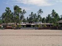 Ngwe Saung, das Palm Beach Resort Hotel