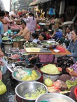 Yangon, Chinesischer Markt