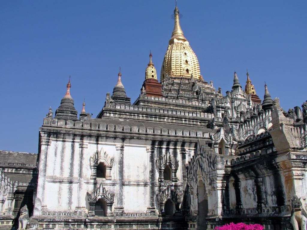 Nyaung U, Bagan, Ananda Tempel