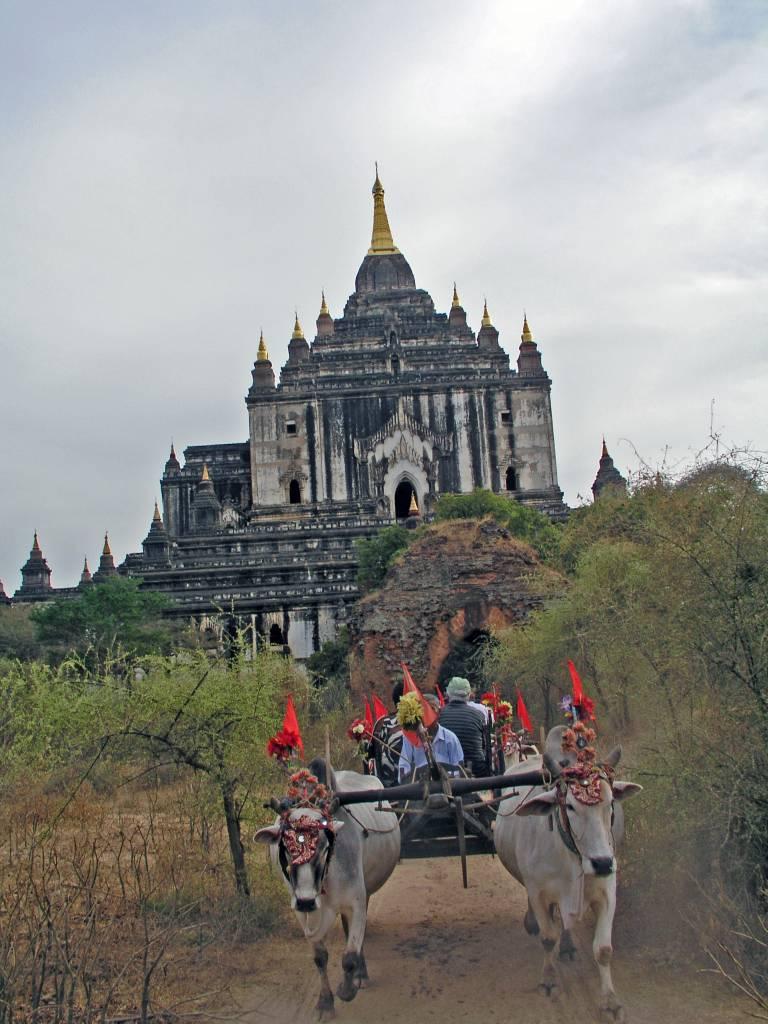 Nyaung U, Bagan, Thatbyinnyu Tempel