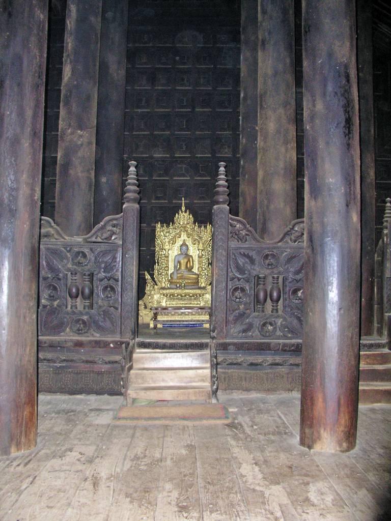 Inwa, Ava, im Bagaya Kloster
