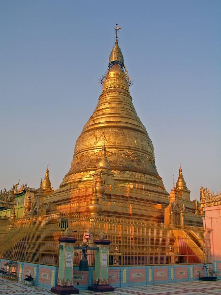 Sagaing, Sun-U-Ponnya-Shin-Pagode