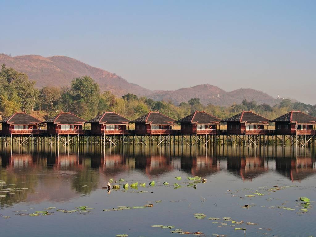 Taunggyi, Inle See, Khaung Daing Village Hotel
